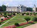 Chateaux de Chnonceau, France
