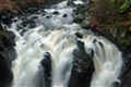 Black Linn Falls, Perthshire