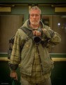 Taken in front of a large mirror (with the camera I'm holding).