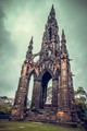 Photographed during a walk around the city of Edinburgh in Scotland, UK.