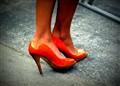 Heels on Downer