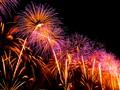 Fireworks at Copacabana