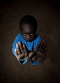 A young refugee from The Sudan #2