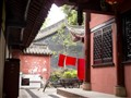 Wenshu temple - a courtyard