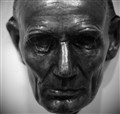 "Lincoln ""living"" mask"