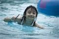 Yeah, I can swim!