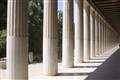 Athens Pillars