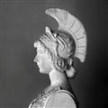 Ancient bust
