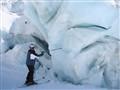 Yes, it's rockhard ice!