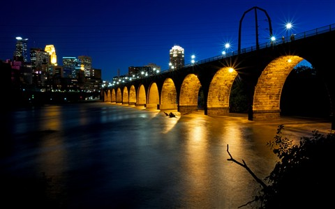 The Great Stone Arch Bridge