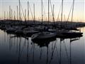 sailing boats resting