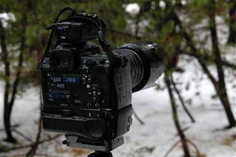 K-5 + D-BG4+ DA* 50-135 f2.8 + GPS Unit O-GPS1