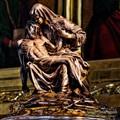 Cathedrale Almudena details
