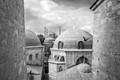 Hagia Sophia View B&W-1