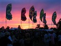 Sunset at Guilfest