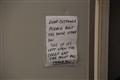 Outdoot Toilet sign-Dingle Peninsula
