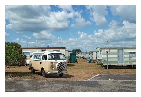 Caravan Park  Southwold  DP2