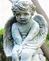 Young Angel Statue
