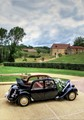 1953 Citroen TA Wedding