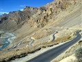 Gata Loops, Lahaul & Spiti, India