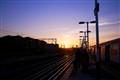Station - Sunset