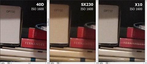 Compare-ISO1600