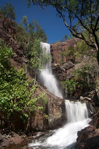 Robin falls, NT