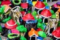 DPR,Challenge-Toys,cottage,vases,houses,trees,Galif St.Kolkata,I