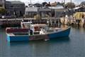 Fishing Boats at Rockport, MA