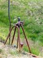 A four leg pump
