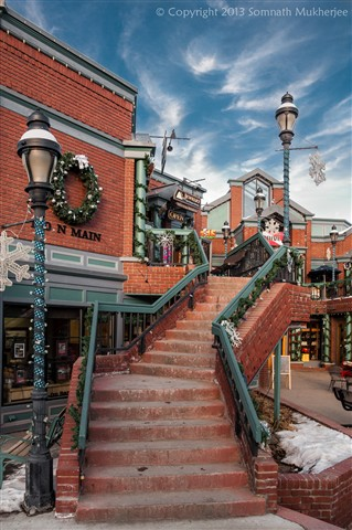 The Staircase at Main Street | Breckenridge, CO | January 2013