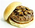 Shitake Burger!