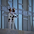 Guards of the Planalto Palace - Brasilia