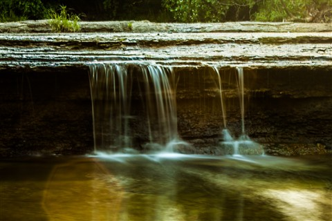 Water Fall Flare