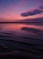 Strand dombug zonsondergang 1600 px