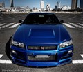 Nissan Skyline GTR R34 Monster
