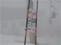 Spring Skiing in the fog