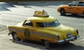 Studebaker taxi, old vs new
