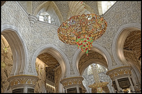 S. Zayed Grand Mosque