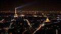 Eiffel at night....