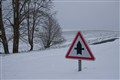 Priority to the snow