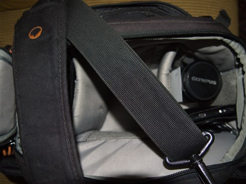 My Lowepro Camera Bag