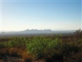 Looking Towards Las Cruces