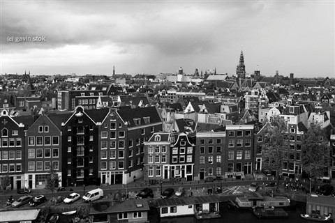 Amsterdam: Cityscape