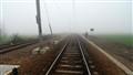 following the railroad