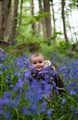 Sofia in Bluebells