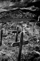 Crosses in Taos