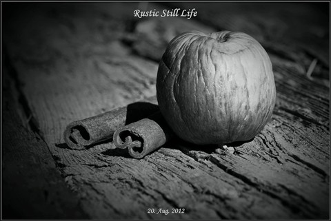 Rustic Still Life
