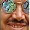 Blue Glasses Reflection WAF challenge