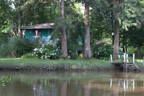 Casa típica arroyo Guayracá